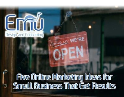 market your business online