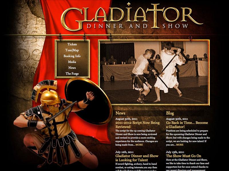 Gladiator Dinner & Show
