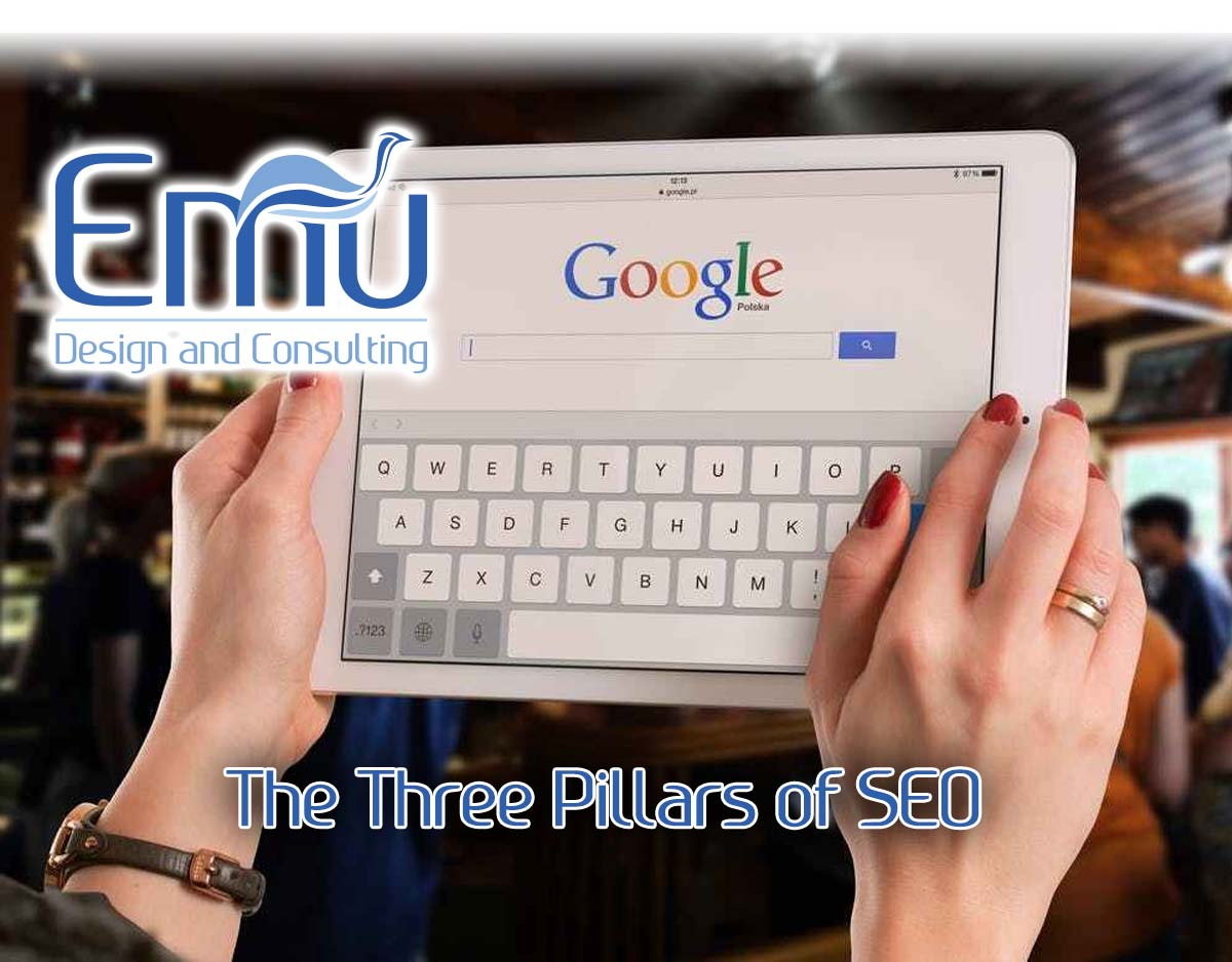 pillars of seo