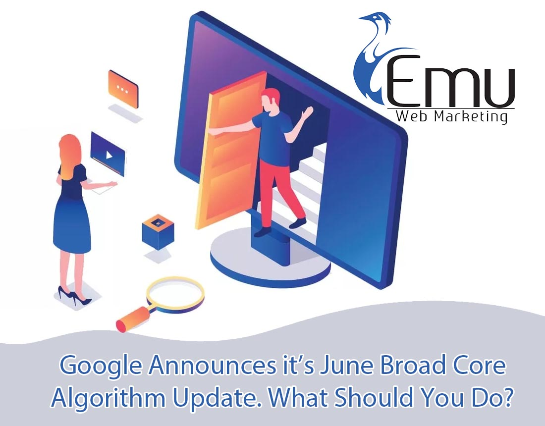 Google June Broad Core Update